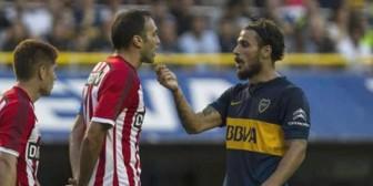 Comé pasto: la polémica entre Desábato y Osvaldo