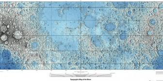 Los mapas más impresionantes de la Luna jamás publicados
