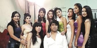 Argentina estrena filme sobre escuela de modelaje boliviana