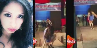 "Luján Polo: ""Ahora soy famosa, hasta Nicky Jam posteó mi video"""