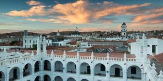 Sitúan a Sucre entre las 25 ciudades coloniales más bonitas del mundo