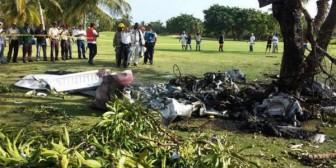Dos bolivianos mueren en accidente aéreo en República Dominicana