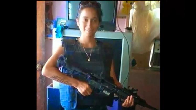 'Las Flacas', nueva 'herramienta' del narcotráfico en México, creada con armas de EE.UU.