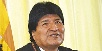 Los ciudadanos   de EEUU solo podrán entrar a Bolivia con visa
