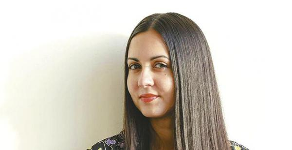 La escritora boliviana estará esta noche en el encuentro