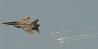 La Fuerza Aérea de Israel ataca objetivos militares en Siria
