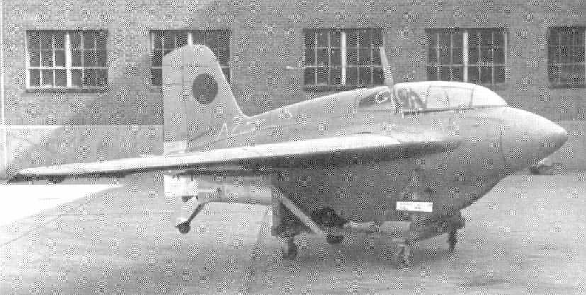 Mitsubishi J8M