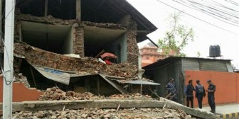 El terremoto de Nepal ha causado 18 muertos en China