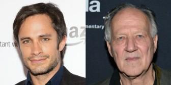Gael García llega a Bolivia para filmar película de Werner Herzog