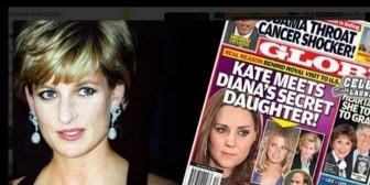 Cómo fue el encuentro de Kate con la hija secreta de Lady Di