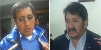 Siguen las peleas de masistas y dirigentes alteños; se culpan tras derrota de Patana