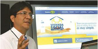 Banca pide a clientes aportes a AFP para otorgar créditos; desde hoy da créditos de vivienda social sin cuota inicial