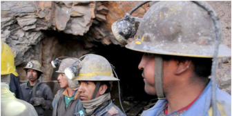 Desastre inminente en estatal Huanuni: estaño cae a $us 6.69 y dirigentes proponen descuento salarial del 10%