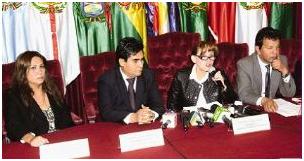 Vocal de Chuquisaca desmiente a Velasco y afirma que todo fue coordinado con el TSE