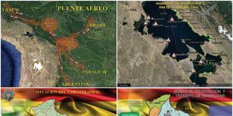 La FELCN de Bolivia está vulnerable ante los narcos