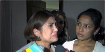 Masistas no aceptan derrota en Tarija, atropellan al TED y hacen llorar a su presidenta; Evo llega a capital chapaca