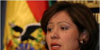Presidente del Senado anuncia solución para exministra boliviana designada en un cargo en el BID