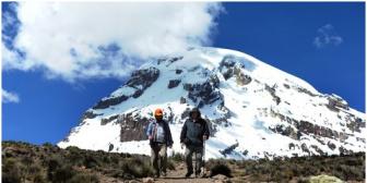 En Bolivia hay 11 volcanes potencialmente activos y no hay monitoreo de actividad