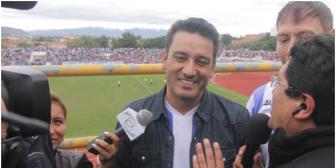 Evo dice que sufre porque su candidato en Tarija es poco conocido