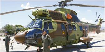 Bolivia se arma con 40.000 rifles y 20 aviones caza