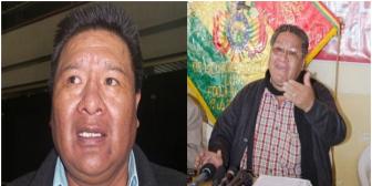 """Dirigente cuasi mafioso es """"dueño de El Alto"""", denuncia diputado del MAS"""