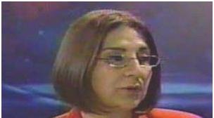 """Periodista Amalia Pando desafía al Gobierno: """"estoy ansiosa de que me demanden"""""""