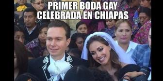 La boda de Anahí y Manuel Velasco se convierte en blanco de los memes