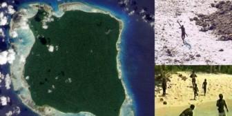 Una tribu de 60.000 años sigue intacta porque sus miembros matan a los extranjeros