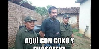 Martín Belaunde Lossio: Los memes de su captura en Bolivia