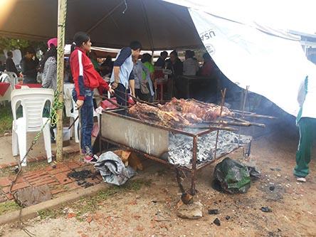 Festival de comidas típicas de los valles cruceños fue todo un éxito