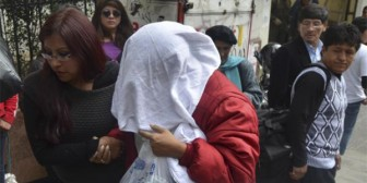 Erika Rojas sentenciada por caso YPFB