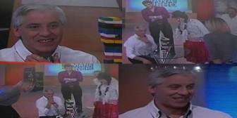 García Linera la tuvo difícil en una entrevista