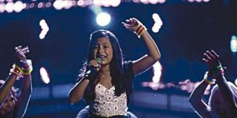 Acabó sueño de boliviana en concurso 'La Voz Kids'