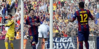 El Barcelona empata en su último partido