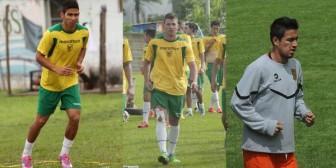Bejarano, Cabrera y Ramallo quedaron fuera