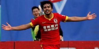 Histórico gol de Martins para el Changchun Yatai