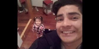 Erick Elera contó el peor susto que tuvo con su hija