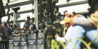 La Paz registra una de las más difíciles transiciones del país