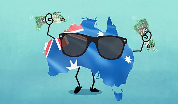 Australia salario minimo
