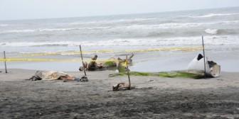 ¿Quiénes eran los hombres muertos en el jet con droga que se estrelló en Colombia?