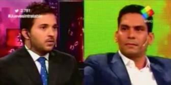 "Argentina: Ismael Cala, de CNN, le dijo ""estás hablando mierda"" a Brancatelli"