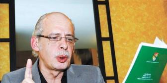 Carlos Chávez: 'Plata por abajo no hubo nunca'