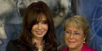 Estado Islámico amenaza a Fernández y Bachelet