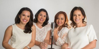"""Tendrás """"Un día perfecto"""" con Sissy Áñez, Sandra Parada, Mónica Salvatierra y Nona Vargas"""
