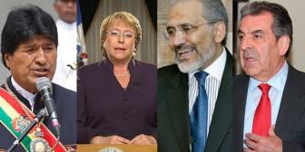 Demanda en La Haya: Las frases que han tensionado la relación entre Chile y Bolivia
