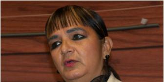 """Senadora Gonzales a """"Gringo"""" Gonzales: """"Hasta ayer yo tenía un buen concepto de usted señor presidente"""""""