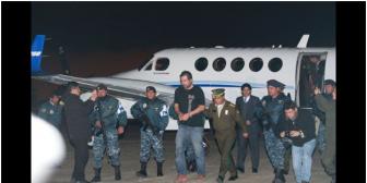 Belaunde niega que sus custodios policiales lo hayan ayudado a escapar