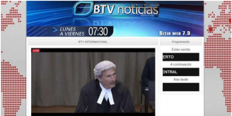 Chauvismo del canal estatal de Bolivia: priva a la población conocer postura chilena y corta transmisión de alegatos en la CIJ