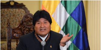 Presidente Morales declara ganador a Ferrier en Beni, antes que el TED de resultados oficiales