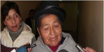 Madre de militar boliviano llama cobardes a los camaradas de su hijo